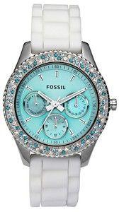 Fossil Watch - Tiffany Blue