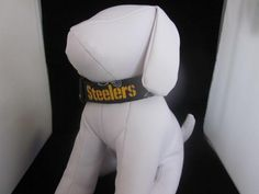Steelers Dog Collar