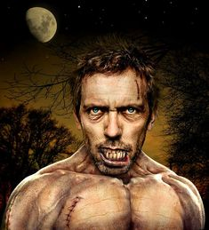 Ultimate Collection of Funny Celebrity caricatures...Hugh Laurie monster  These are good...
