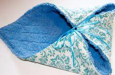 Preemie NICU blanket