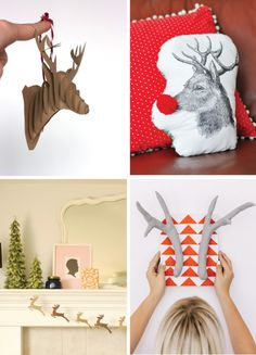 Reindeer DIYs and Tutorials