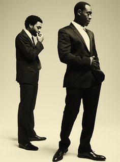 Chiwetel & Don...