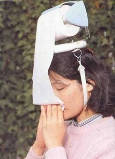 for allergies :)