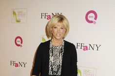 Taken at FFNY 2011 where I appeared for QVC where I sell my Joan Lunden Home line.