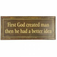 "Tabliczka ""First God..."" IB Laursen"