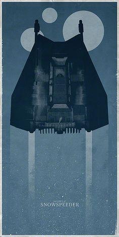 Star Wars - Snowspeeder