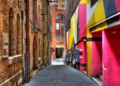 """An interesting juxtaposition of architecture in Sydney city."" - Photographer, Zijun Roger Qian"