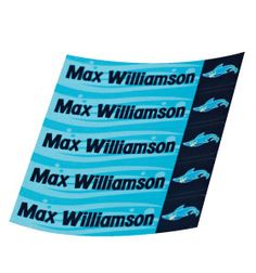 30% off your purchase of Personalized Sticky Labels with shark icon. Enter #coupon code JAWS at checkout. via @mabelslabels