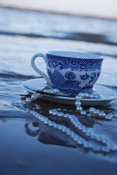 beaches, rose, pearl, sunday morning, blue bedrooms, sea, blue shoes, willow, teacup