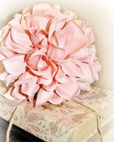 Lovely soap flower ball-easy