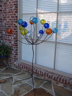 A spin-off from the bottle tree....a BUBBLE tree!!!!