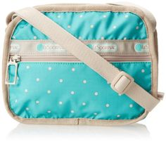 LeSportsac Camera Shoulder Bag,Green Dot,One Size LeSportsac,http://www.amazon.com/dp/B00GS5VLZY/ref=cm_sw_r_pi_dp_lpdCtb0CRB31TPRW
