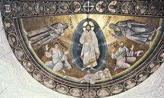 The Transfiguration icon, Saint Catherine's Monastery, Mount Sinai.