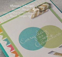 Stampin' Up!, Project Life, Everyday Adventure