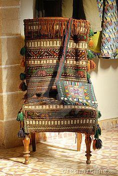 Love this boho chair