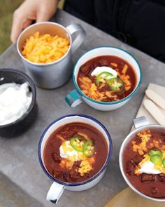 Chili Weather dinner, crock pots, chilis, chili recipes, yummi, soup, health foods, beef chili, country song quotes