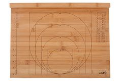 over the counter measuring cutting board