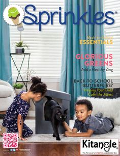 Sprinkles Magazine August/September Issue