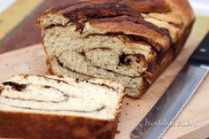 Cinnamon Swirl Brioche via Barbara Bakes - this reminds me that I need to try some other recipes from Artisan Bread in 5 Minutes a Day.