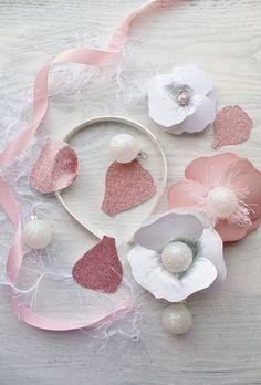 Paper Floral Crown DIY