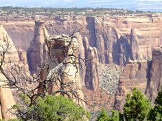 Colorado National Monument / Grand Juction / Colorado, USA