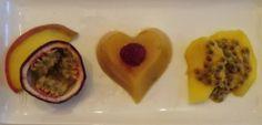 Petit coeur mangue passion- sans lactose sans gluten