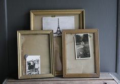 frames + vintage photos