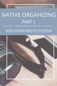 Native Organizing, P