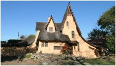 Homes That Belong In Fairy Tales