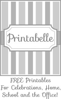 teacher gifts, craft, school, mothers day, the office, party printables, free printabl, celebr, parti printabl