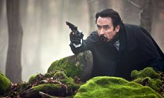 "John Cusack in ""The Raven."" Anyone see this?"