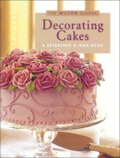 Auctionopia: Wilton Books-Decorating Cakes