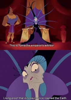Emperors New Groove <3