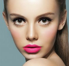 Makeup how-to: Pink out loud