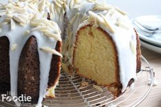 bundt cakes, lemon bundt, glaze lemon