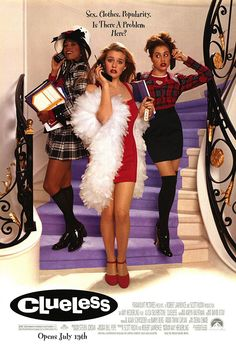 Clueless 10 chick flicks de los 90's