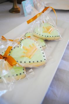 Project Nursery - Royal Baby Shower Crown Cookies