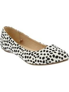 Printed Flats | Old Navy $24.94