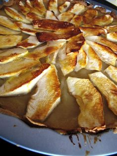 Normandy Pear Tart | Desserts and Sweets | Pinterest