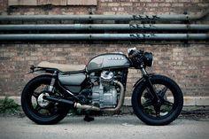 Moto Mucci Honda CX500 Motorcycle