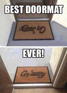 doormat, door mat
