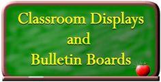 Classroom Displays & Bulletin Boards  Great resource!  Thanks pwp.att.net