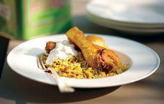 Joanne's mild chicken curry and rice | Wonderbag