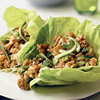 Chicken Lettuce Wraps by Biggest Loser (direct link this time)
