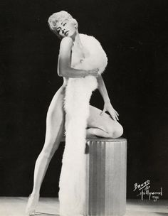 Bruno Of Hollywood 'Sharon Knight' 1950s