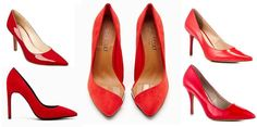 5 Classic Red Pumps Perfect for Valentine's Day #valentinesday