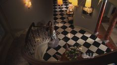 Miss Architect: Gossip Girl interior