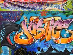 CLOUT graffiti magazine - covers Estria Foundation's Youth Mural Arts Battle 2013