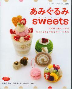 Amigurumi - Sweets - Taller de Amigurumi - Picasa-Webalben
