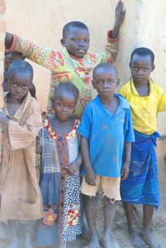 """""""It was a simple day, a happy day. It was a day spent with this family of seven and about twenty other children from the village who came to basically look at us because obviously. None of these children are part of the child sponsorship program..."""" @Emily #CompassionBloggers"""